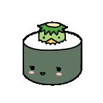 寿司ゆき:kappa